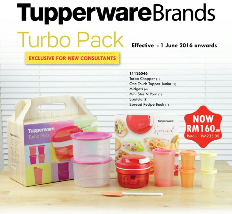 Turbo Pack Set