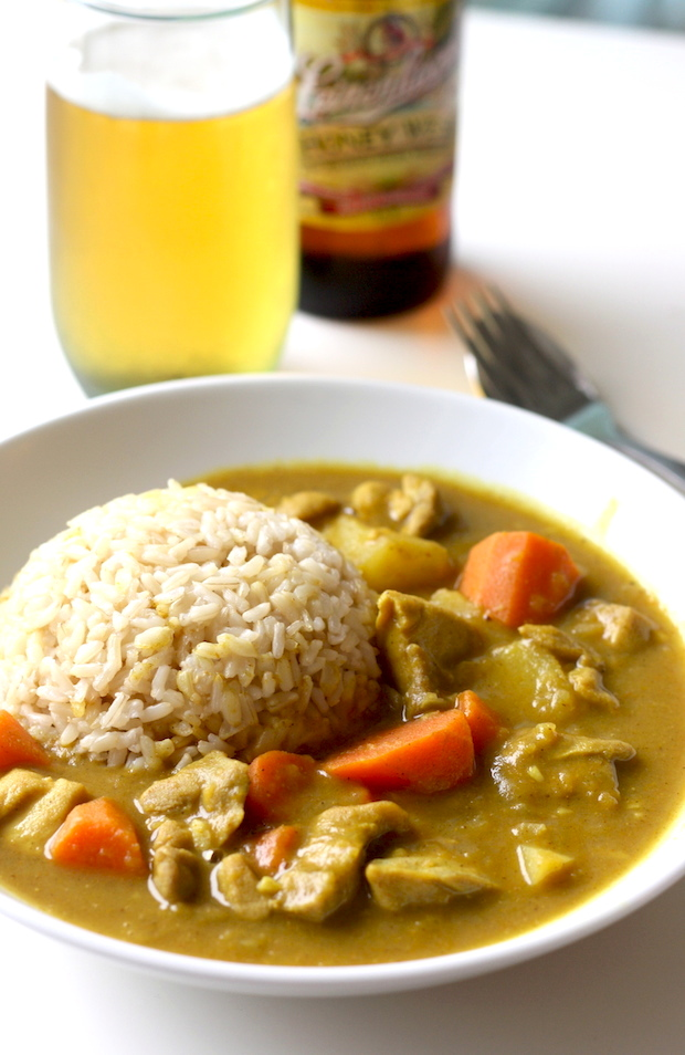 Japanese Chicken Curry recipe by SeasonWithSpice.com