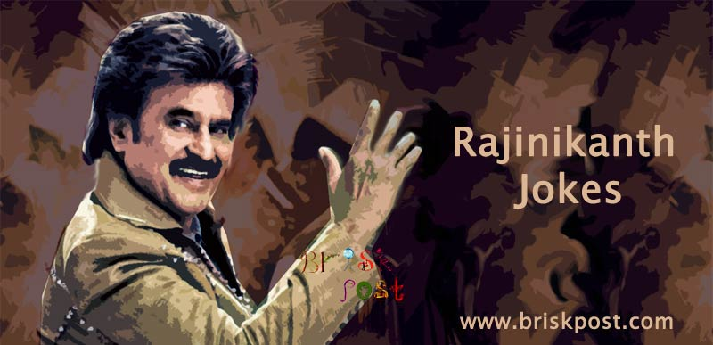 Hilarious Rajinikanth Jokes redefining action style in funny one-liners