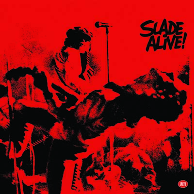 Slade Alive vinyl LP reissue