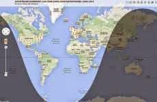 Los sonidos del mundo en tiempo real: Locustream Soundmap