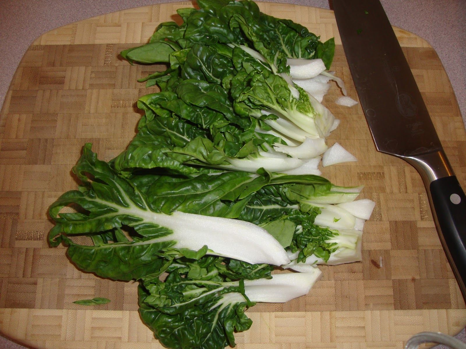 ... Select Produce: Seared Coriander Scallops with Bok Choy and Hoisin