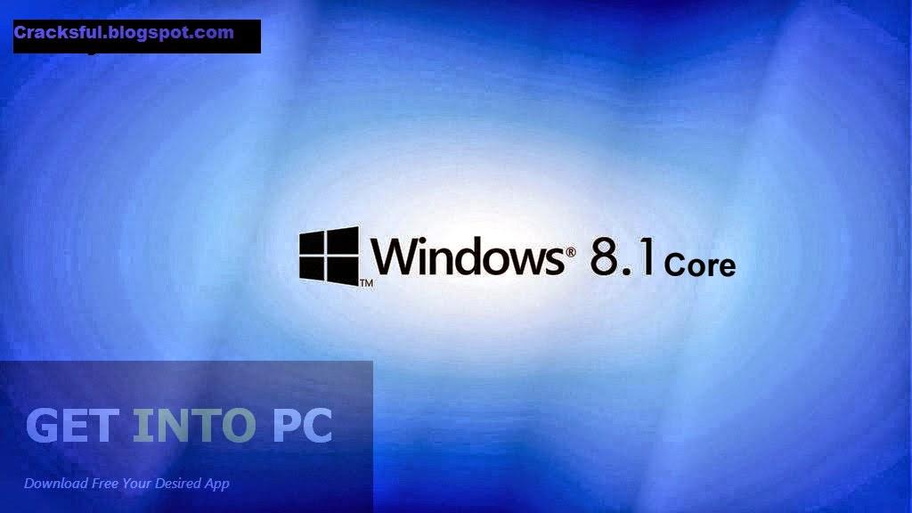 Windows 8 iso image crack