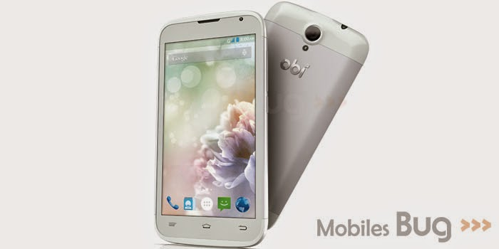 Obi S453 Fox price in India, specs and features
