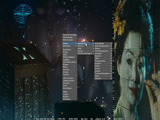 Openbox menu on Debian