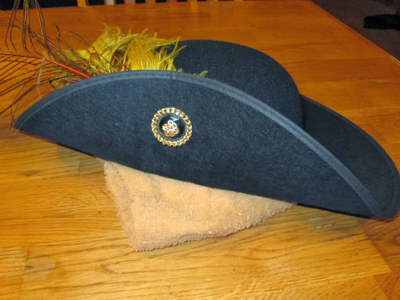 Tricorn Hat Pattern Interesting Design Ideas