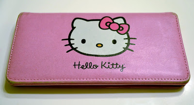 Checks, Hello Kitty, Writing Checks