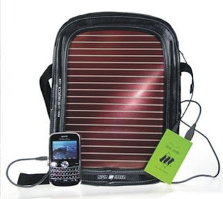 piggyback solar powered backpack