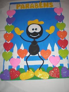 decoração para sala de aula