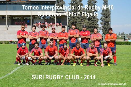 Suri RC - Torneo Chipi Figallo 2014