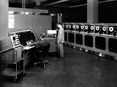 komputer pertama