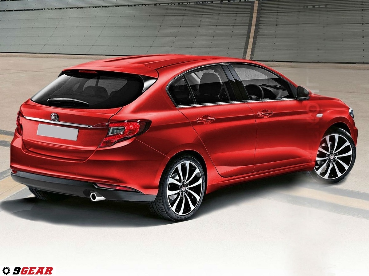 New Fiat Tipo Fiat Aegea Will Take The Tipo Name Car