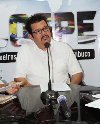 #AblogPE2014 Entrevista da AblogPE com Pantaleão