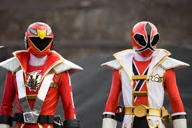 Phim Power Rangers Samurai Clash of the Red Rangers