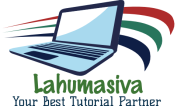 LAHUMASIVA | Your Best Tutorial Partner