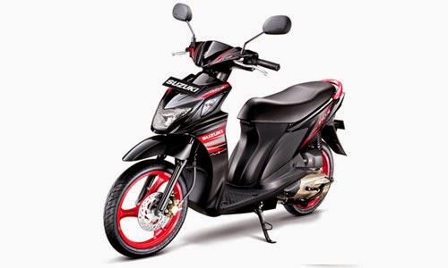 Harga Suzuki Nex Baru Dan Bekas