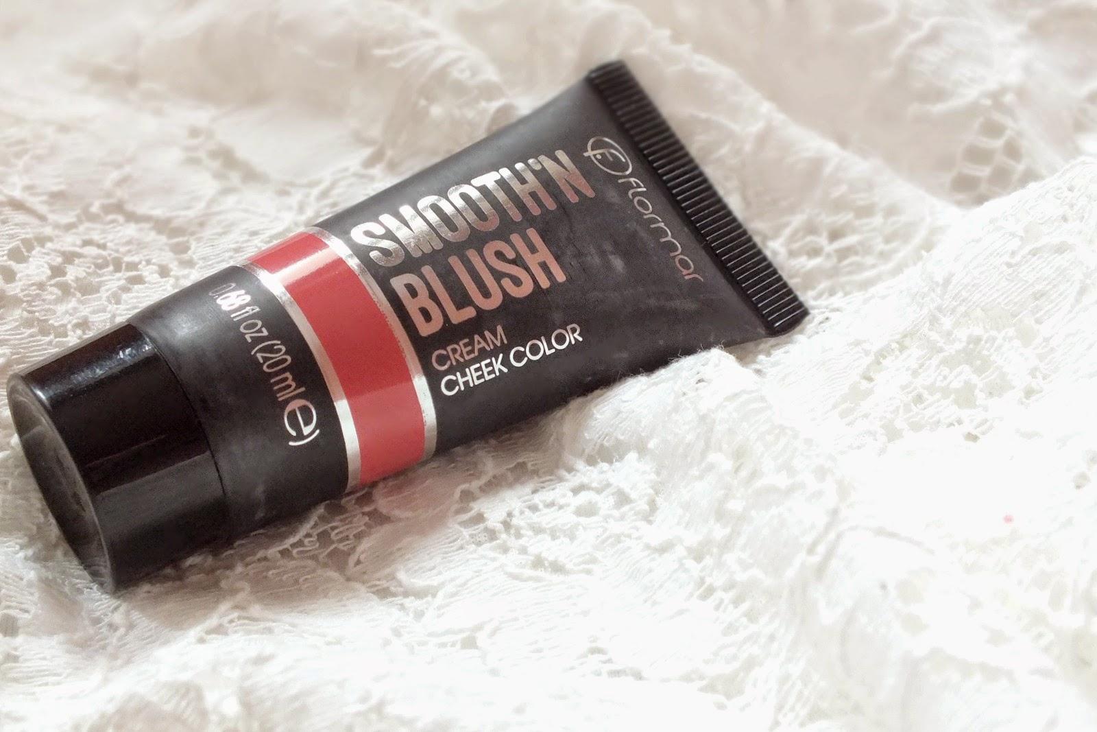 Beauté: Test et Avis du Smooth'n Blush Flormar