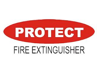 APAR Merk Protect - Alat Pemadam Api