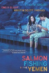 Poster de La pesca del salmón en Yemen