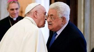 E bine de știut! Papa îl atacă pe Trump și sare în ajutorul palestinienilor