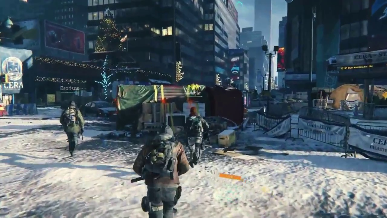 (What's The) Name Of The Song: The Division - Gameplay ...
