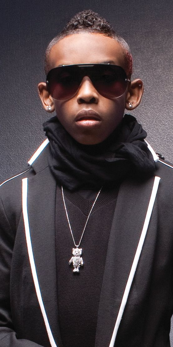 PRODIGY: The lead singer of the group. He was the last member to join