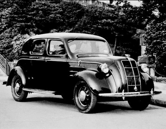 1935 Toyota Model G1