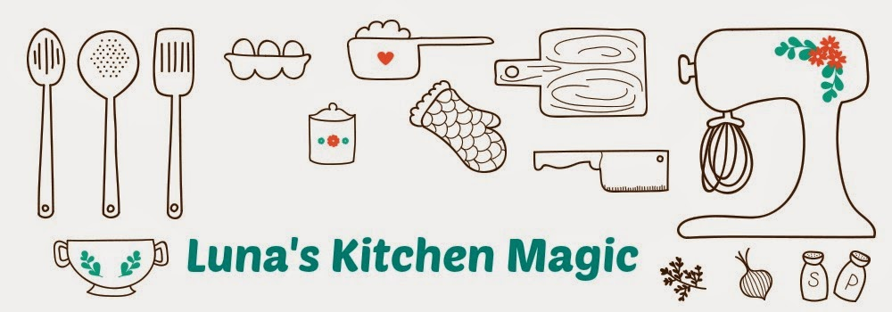 Luna's Kitchen Magic
