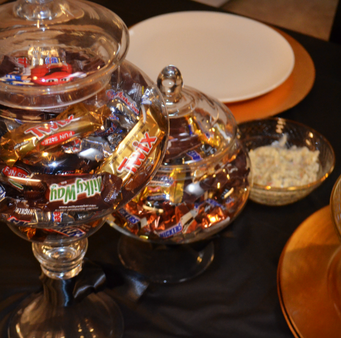 Party, Snickers, Mars, Decor, Football