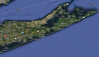 Viaggio a Long Island
