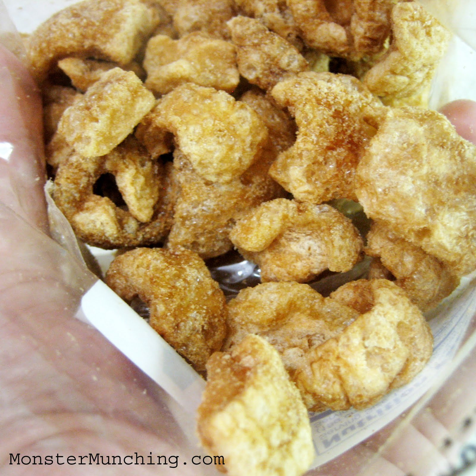 how to make cracklings with pork skin
