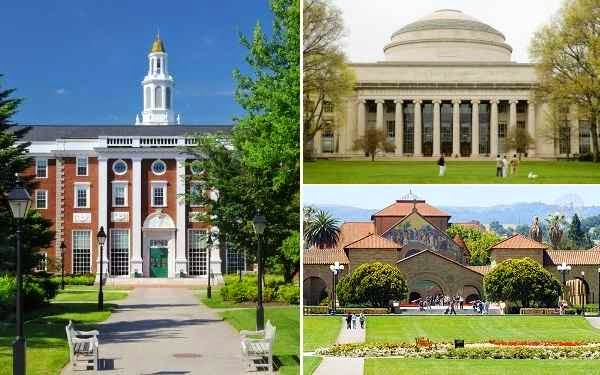 Best Universities of World in 2014