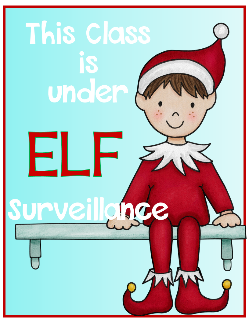 http://www.teacherspayteachers.com/Product/Elf-on-the-Shelf-messages-and-nice-tickets-1583562