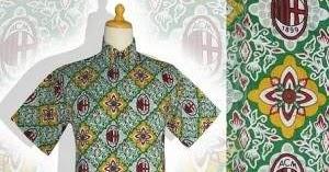 Model Baju Batik Bola Terbaru 2012  PPOB BTN