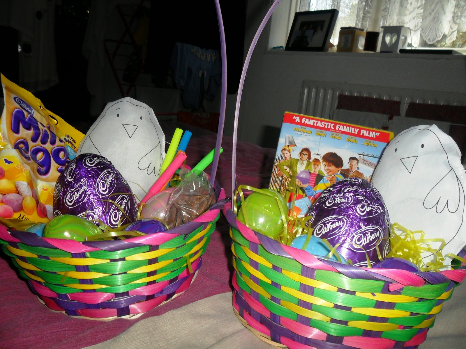 Confessions of a single parent pessimist homemade easter gifts for homemade easter gifts for my boys negle Image collections