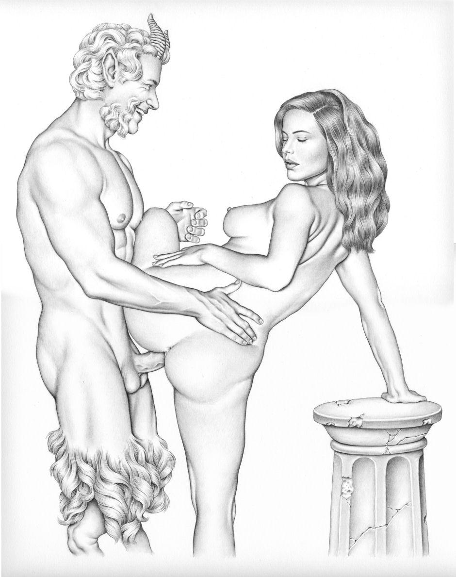 Эротические картинки и рисунки 19 фотография