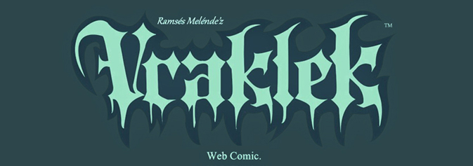 Vraklek Web Comic