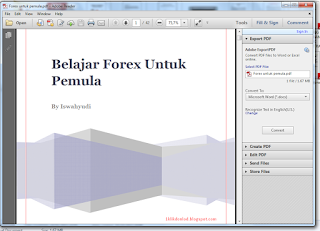 Download ebook trading forex uuntuk pemula
