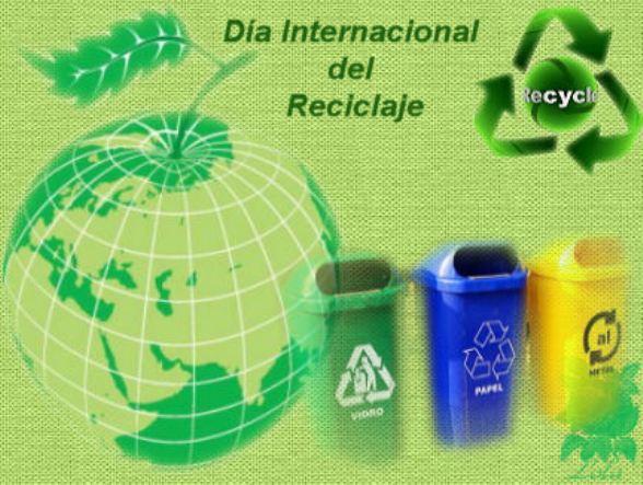 de gestión de residuos sólidos y reciclar una creciente cantidad de