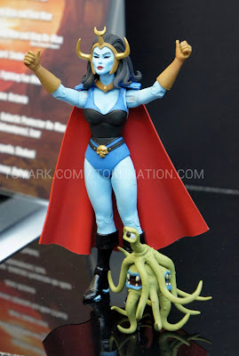 Mattel Matty Collector 2013 Toy Fair Display - Masters of the Universe MOTU Classics Shokoti figure