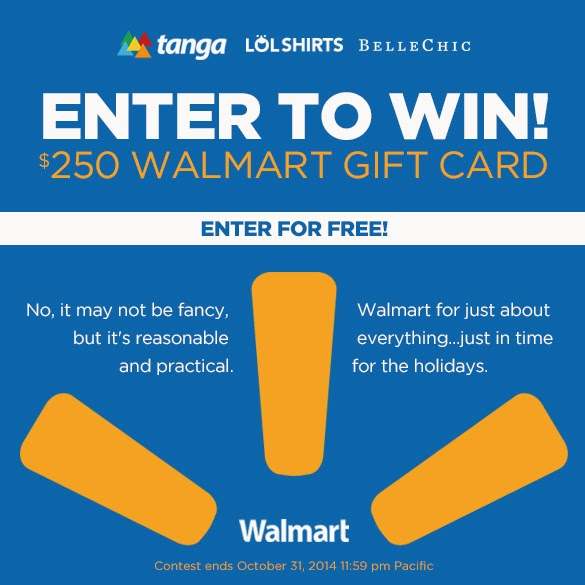 Walmart sweepstakes contests