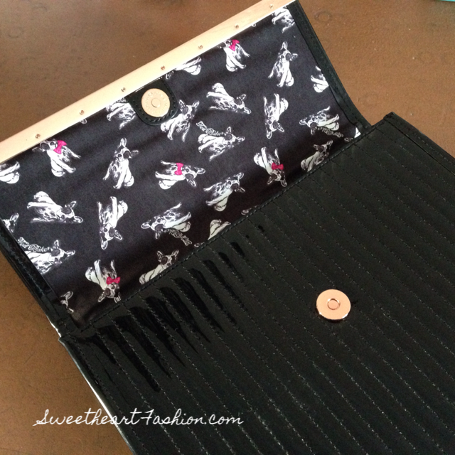 Sweetheart Fashion's Ted Baker iPad Case
