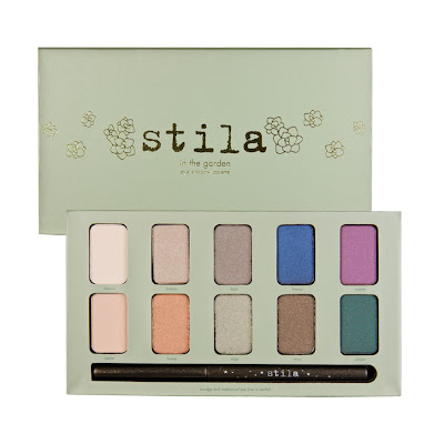 stila+in+the+garden+palette Stila Spring 2012 Giveaway