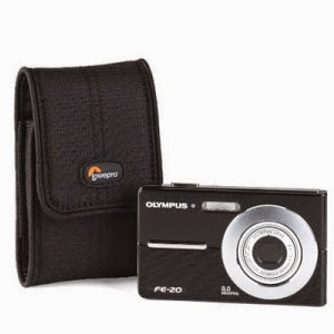 Amazon : Buy Lowepro Stockholm 10 Ultra Compact Camera Pouch for Rs.99 only