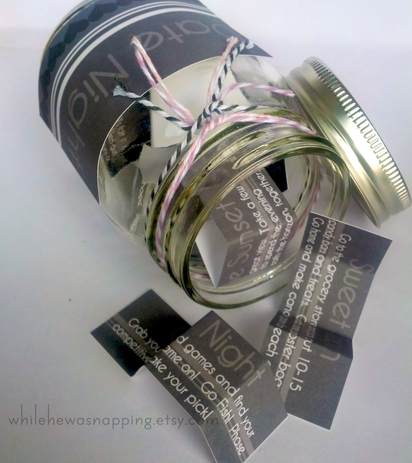 Date Night Jar on Pinterest   Date Nights, Date Ideas and At Home ...