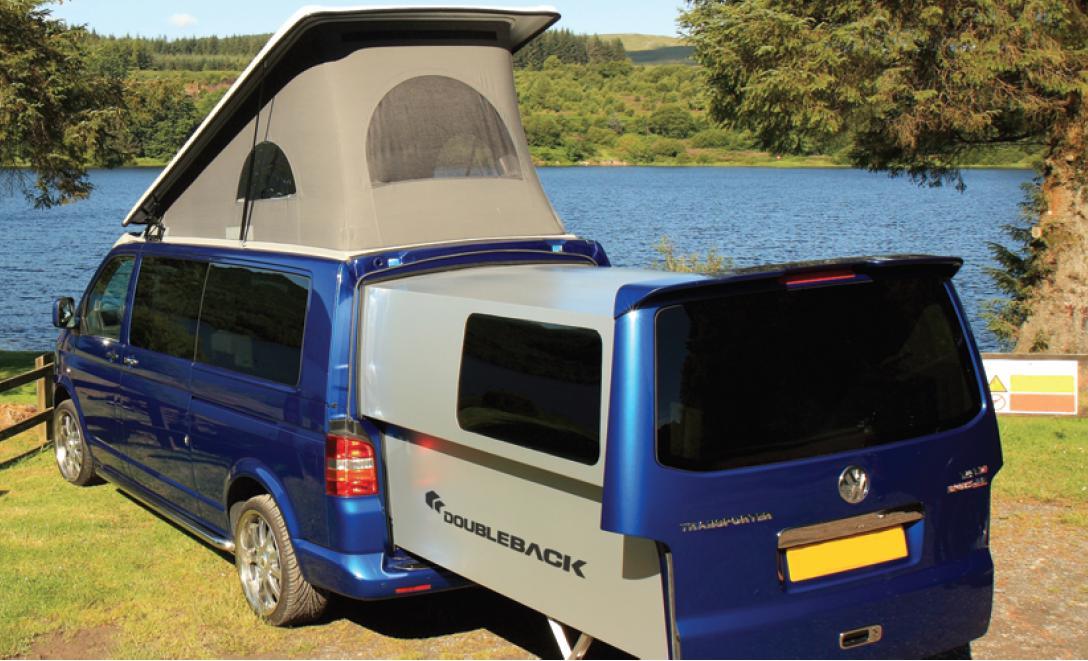 Nissan Nv Luxury Conversion Van >> a malaysian campervan journey: Extensible VW T5 ...