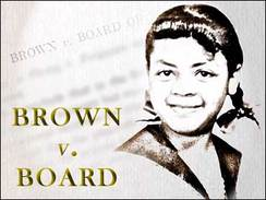 the civil rights movement linda brown As a girl in kansas, linda brown's father tried to enroll her in an  brown v  board was a historic marker in the civil rights movement, likely the.