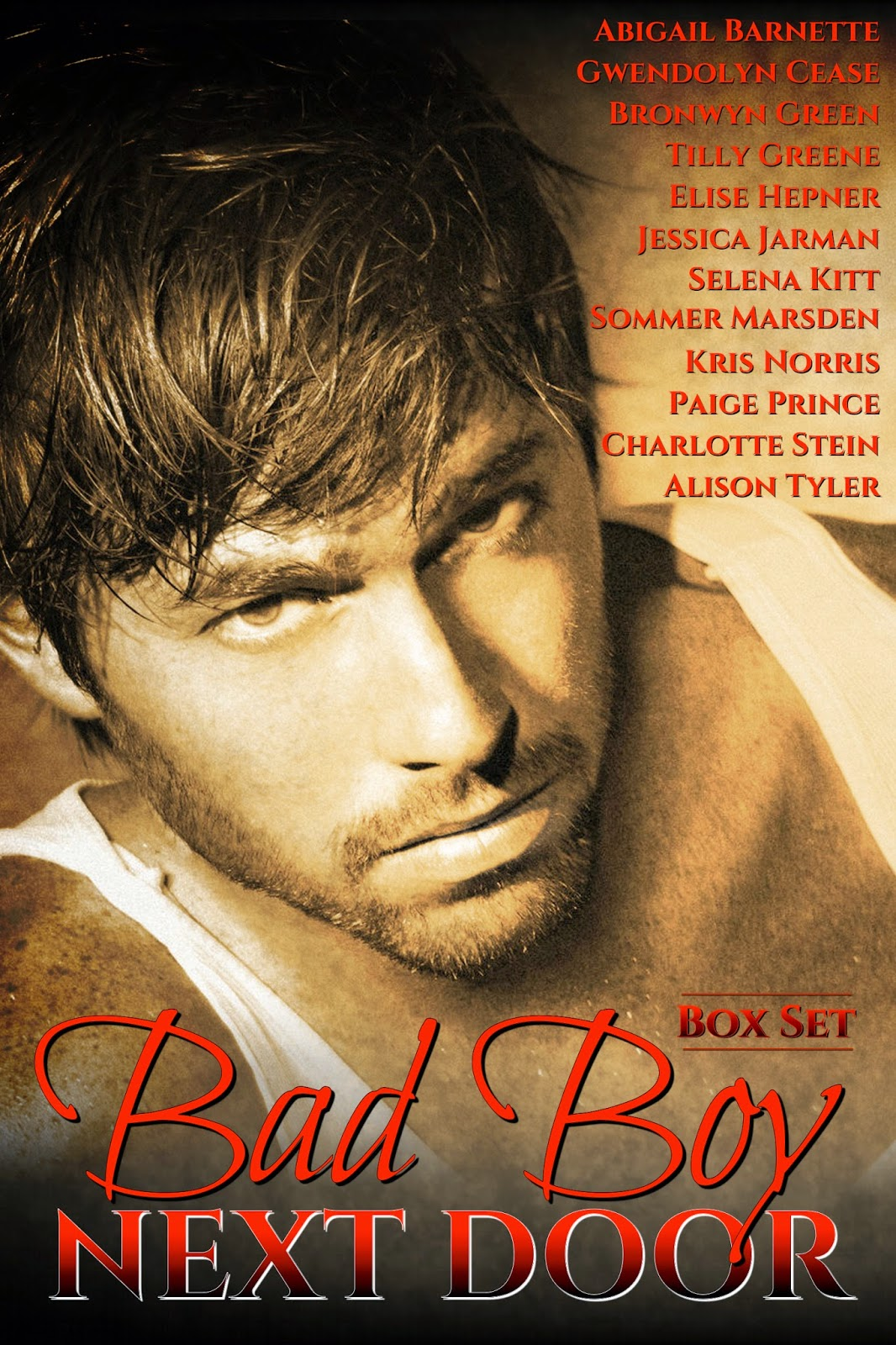 Cover Reveal: Bad Boy Next Door Box Set