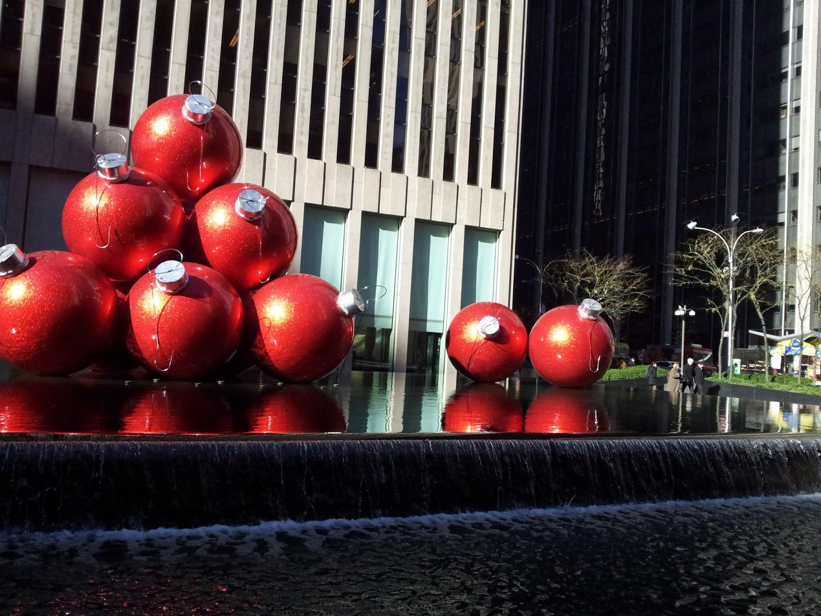#AC1F21 L' Esprit De Noël à New York #1: Les Vitrines Et Les  5469 decorations de noel new york 1600x1200 px @ aertt.com