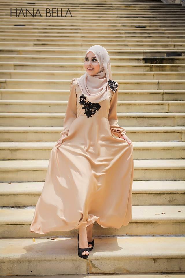 DIY Dress ala Hana Bella